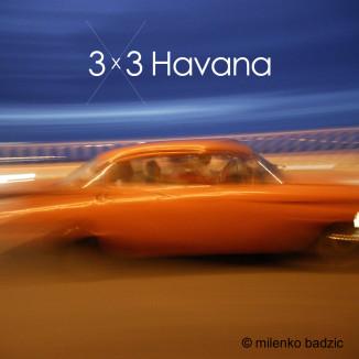 3 x 3 Havana